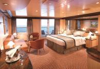 Panorama Suite con balcone sul mare