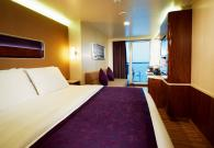 Mini Suite con balcone sul mare