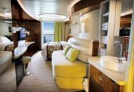 Mini suite con balcone sul mare SPA