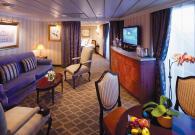 Club Ocean Suite con balcone sul mare