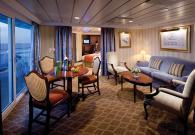 Club World Owner's Suite con balcone sul mare
