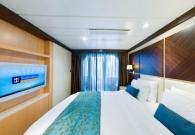 Royal Family Suite con balcone sul mare