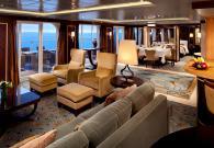 Royal Suite con gran balcone e jacuzzi sul mare