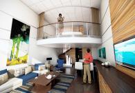 Grand Loft Suite con gran balcone sul mare