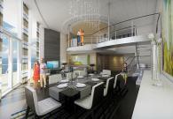 Owner's Loft Suite con gran balcone sul mare