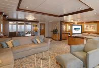 Owner's Suite con balcone sul mare