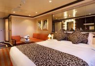 Samsara Gran Suite con balcone sul mare e jacuzzi