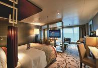Suite con veranda sul mare
