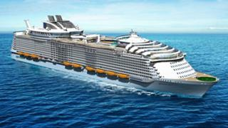 Nave: Harmony of the Seas