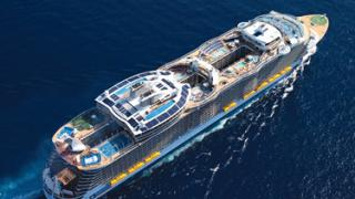 Nave: Oasis of the Seas