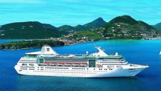 Nave: Empress of the Seas
