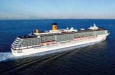 Nave: Costa Mediterranea